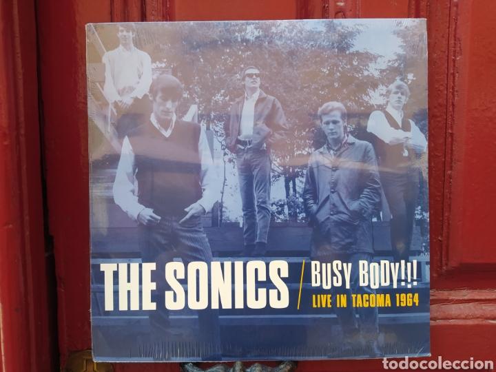 THE SONICS–BUSY BODY!!! (LIVE IN TACOMA 1964) LP VINILO PRECINTADO. (Música - Discos - LP Vinilo - Rock & Roll)