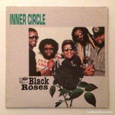 Discos de vinilo: INNER CIRCLE – BLACK ROSES, GERMANY 1990 WEA. Lote 287914118