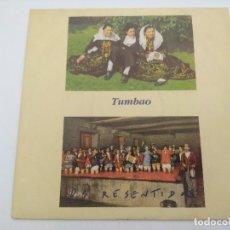 Discos de vinilo: SINGLE/OS RESENTIDOS/TUMBAO/PROMOCIONAL.. Lote 287914148
