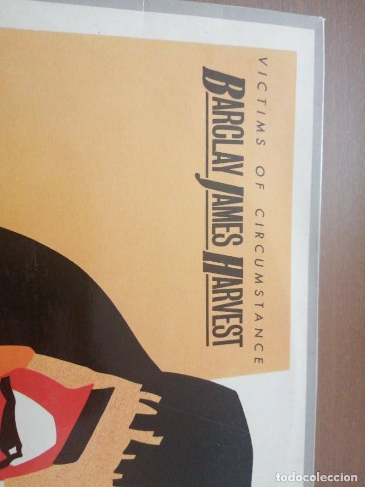 Discos de vinilo: Disco de música LP vinilo maxi single VITIMS OF CIRCUMSTANCE BARCLAY JAMES HARVEST - Foto 2 - 287914463