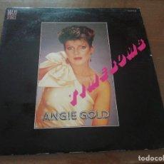 Discos de vinilo: DISCO DE MÚSICA LP VINILO MAXI SINGLE ANGIE GOLD IMEBOMB INSTRUMENTAL. Lote 287915733