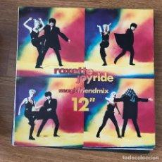 """Discos de vinilo: ROXETTE - JOYRIDE (MAGIC FRIEND MIX) - 12"""" MAXISINGLE EMI 1991. Lote 287915798"""