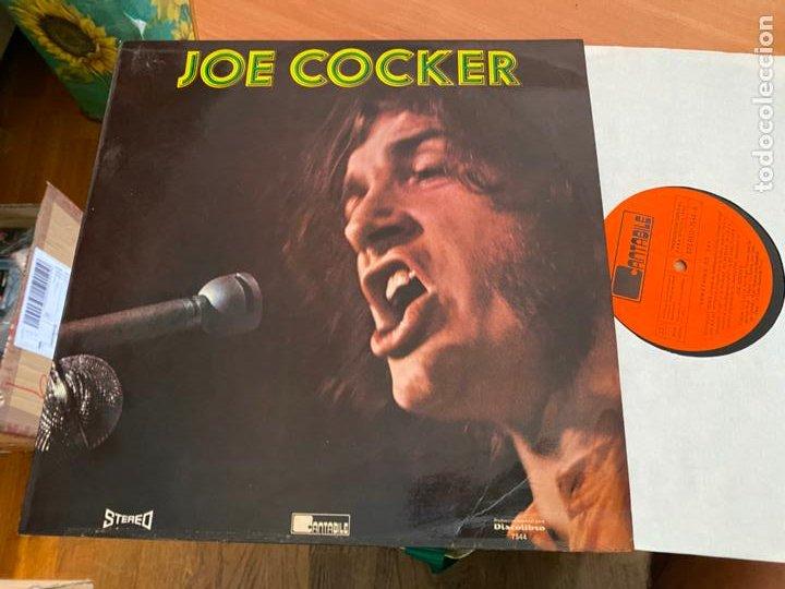 JOE COCKER (SOMETHING TO SAY) LP 1973 ESPAÑA DISCOLIBRO (B-33) (Música - Discos - LP Vinilo - Pop - Rock - Internacional de los 70)