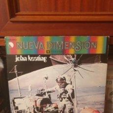 Discos de vinilo: JOHN KEATING / EXPERIENCIA ESPACIAL 2 / GATEFOLD / NUEVA DIMENSION 1976. Lote 287922428