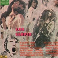 Discos de vinilo: LOS LLOPIS - LA PUERTA VERDE, QUITO A POQUITO, HAPPY BABY.../ LP ZAFIRO 1974 / BUEN ESTADO RF-10304. Lote 287923458