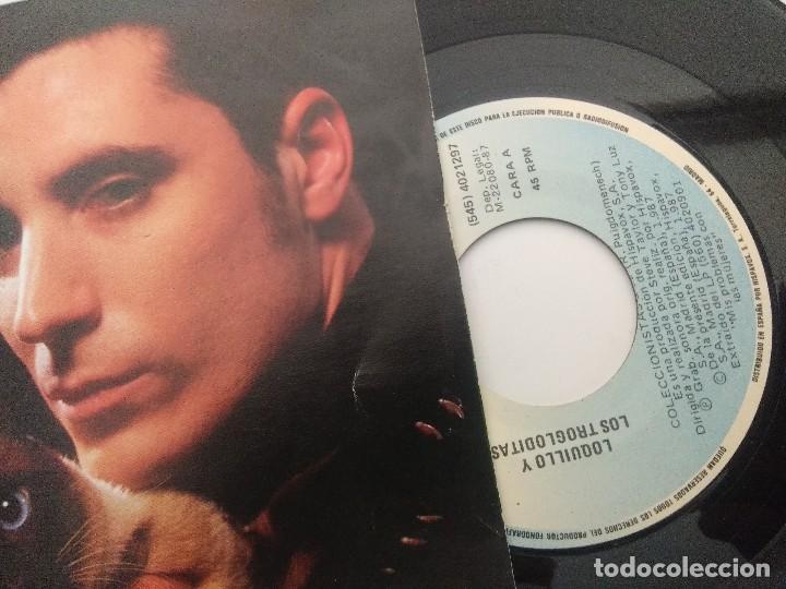 Discos de vinilo: SINGLE/LOQUILLO Y LOS TROGLODITAS/COLECCIONISTAS. - Foto 2 - 287925393
