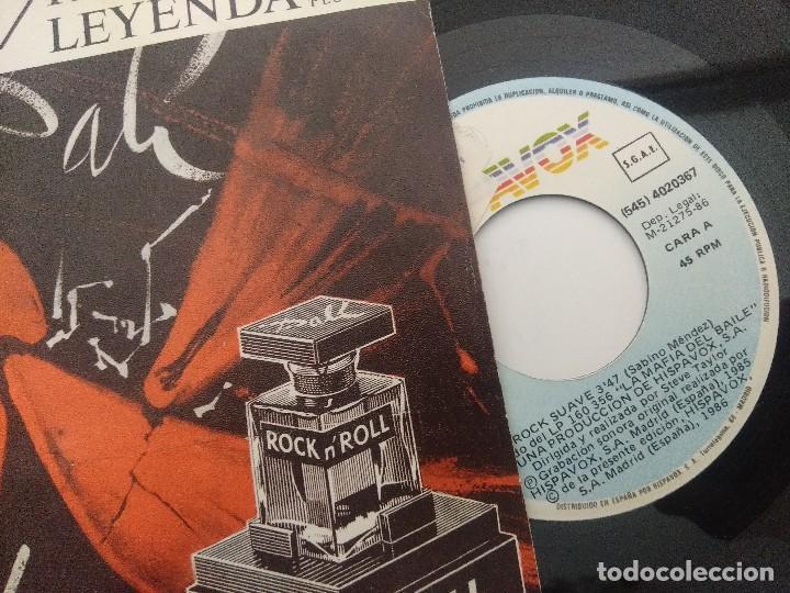Discos de vinilo: SINGLE/LOQUILLO Y LOS TROGLODITAS/ROCK SUAVE. - Foto 2 - 287925958