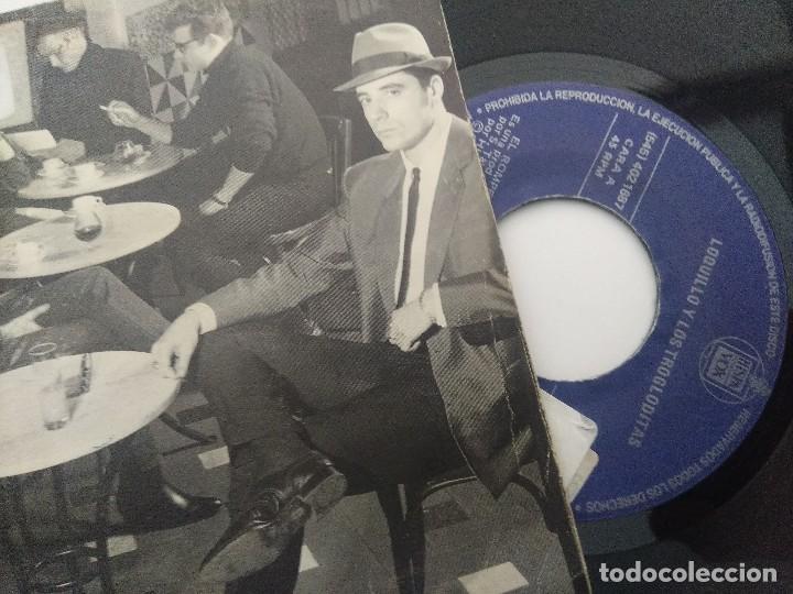 Discos de vinilo: SINGLE/LOQUILLO Y LOS TROGLODITAS/EL ROMPEOLAS. - Foto 2 - 287926268