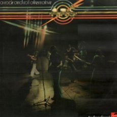 Discos de vinilo: A ROCK AND ROLL ALTERNATIVE - ATLANTA RHYTHM SECTION / LP POLYDOR 1977 / BUEN ESTADO RF-10311. Lote 287927888
