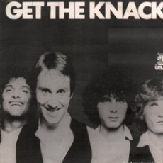 Dischi in vinile: GET THE KNACK - LET ME OUT, MY SHARONA, OH TARA.../ LP CAPITOL 1979. EDIC. ESPAÑOLA RF-10313. Lote 287928313