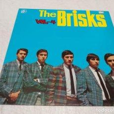 Discos de vinilo: THE BRISKS - VOL-4 (LP, COMP). Lote 287933698