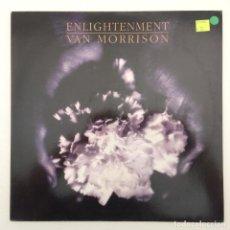Discos de vinilo: VAN MORRISON – ENLIGHTENMENT HOLANDA,1990 POLYDOR. Lote 287934253