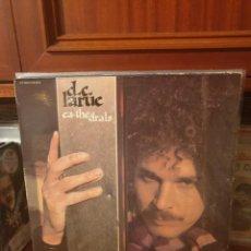 Discos de vinilo: D.C. LARUE / CA-THE-DRALS / EDICIÓN ESPAÑOLA / PYRAMID RECORDS 1977. Lote 287937028