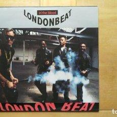 Discos de vinilo: LONDONBEAT – IN THE BLOOD. Lote 287940113