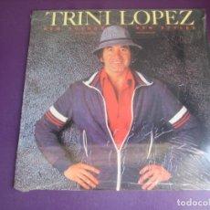 Discos de vinilo: TRINI LOPEZ – NEW SOUNDS NEW STYLES - NUEVOS SONIDOS NUEVOS ESTILOS - LP RCA 1980 - FUNK DISCO SOUL. Lote 287940528