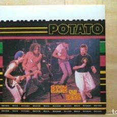 Discos de vinilo: POTATO – ERRE QUE ERRE. Lote 287940753