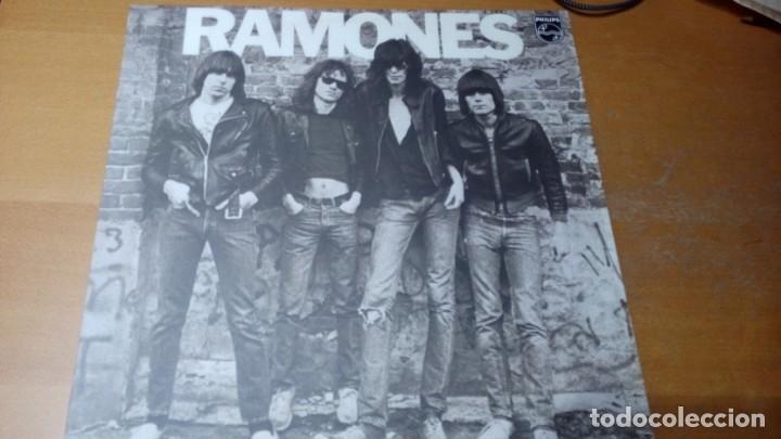 RAMONES LP (Música - Discos - LP Vinilo - Punk - Hard Core)