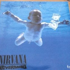 Discos de vinilo: NIRVANA NEVERMIND LP. Lote 287941388