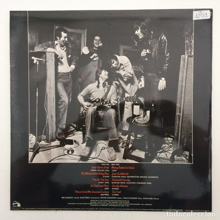 Discos de vinilo: The Original Animals* – Before We Were So Rudely Interrupted, UK 1977 Barn Records - Foto 2 - 287941688
