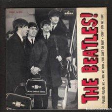 Discos de vinilo: THE BEATLES: EP ESPAÑOL DSOE 16.590- PLEASE, PLEASE ME- EN MUY BUEN ESTADO OPORTUNIDAD COLECCIONISTA. Lote 287941868