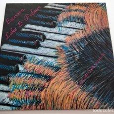 Discos de vinilo: VINILO LP DE EMERSON, LAKE & PALMER. SMASHING THE PIANO. 1975.. Lote 287943323