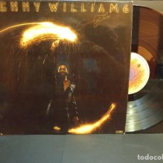 Discos de vinilo: LENNY WILLIAMS SPARK OF LOVE LP SPAIN 1978 PDELUXE. Lote 287947183