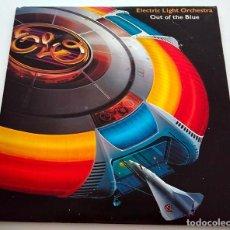 Discos de vinilo: VINILO LP DOBLE DE ELECTRIC LIGHT ORCHESTRA. OUT OF THE BLUE. 1977.. Lote 287947598