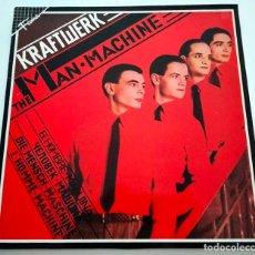 Discos de vinilo: VINILO LP KRAFTWERK. THE MAN MACHINE. 1978.. Lote 287948098