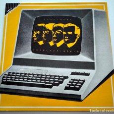 Discos de vinilo: VINILO LP KRAFTWERK. COMPUTER WORLD. 1981.. Lote 287948353