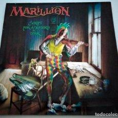 Discos de vinilo: VINILO LP DE MARILLION. SCRIPT FOR A JESTER'S TEAR. 1983.. Lote 287949078