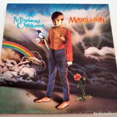 Discos de vinilo: VINILO LP DE MARILLION. MISPLACED CHILDHOOD. 1985.. Lote 287949598