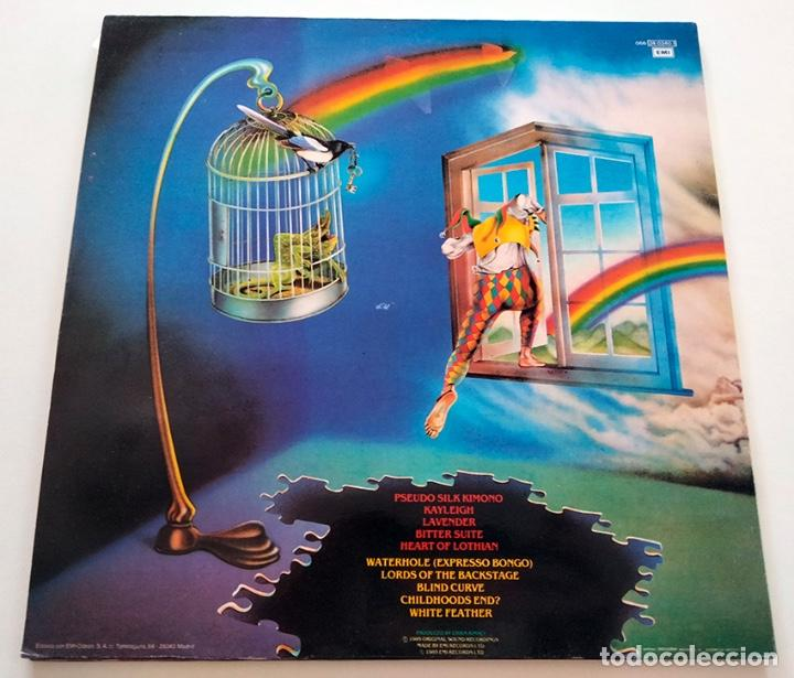 Discos de vinilo: VINILO LP DE MARILLION. MISPLACED CHILDHOOD. 1985. - Foto 2 - 287949598