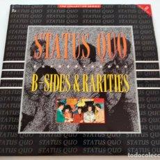 Discos de vinilo: VINILO LP DOBLE DE STATUS QUO. B-SIDES & RARITIES. 1990.. Lote 287950138