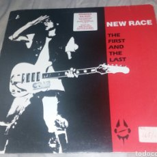 Discos de vinilo: NEW RACE - THE FIRST AND THE LAST - LP PROMOCIONAL. STATIK ESPAÑA 1983 - STOOGES, MC5 - GARAGE PUNK. Lote 287962318