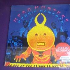 Disques de vinyle: HERBIE HANCOCK – HEAD HUNTERS - LP CBS 1985 - FUNK SOUL JAZZ FUSION - PRECINTADO. Lote 287972003