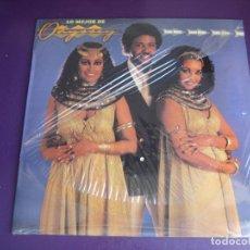 Discos de vinilo: THE BEST OF ODYSSEY - LP RCA 1981 PRECINTADO - DISCO ELECTRONICA FUNK 70'S 80'S -. Lote 287972268
