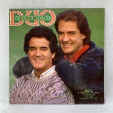 Discos de vinilo: LP - VINILO DUO DINÁMICO - DUO DINÁMICO - ESPAÑA - AÑO 1986. Lote 287980133