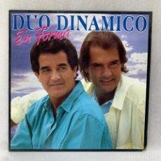 Discos de vinilo: LP - VINILO DUO DINÁMICO - EN FORMA + ENCARTE - ESPAÑA - AÑO 1988. Lote 287980298