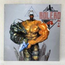 Discos de vinilo: LP - VINILO BOLERO MIX 4 - A RAÚL ORELLANA - ESPAÑA - AÑO 1988. Lote 287980608