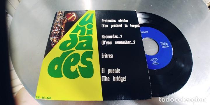 UNIDADES-EP EL PUENTE +3-NUEVO (Música - Discos de Vinilo - EPs - Grupos Españoles de los 70 y 80)
