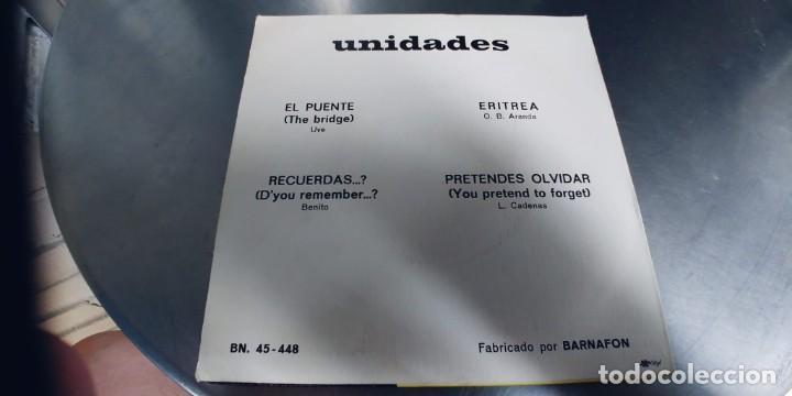 Discos de vinilo: UNIDADES-EP EL PUENTE +3-NUEVO - Foto 2 - 287983298