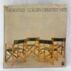 Discos de vinilo: LP - VINILO THE BEATLES - GOLDEN GREATEST HITS - ESPAÑA - AÑO 1979. Lote 287983528