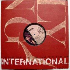 Discos de vinilo: K.G.M. - RAPPIN' JACK FLASH (ROLLING STONES COVER) - MAXI FLYING INTERNATIONAL 1992 ITALIA BPY. Lote 287985043