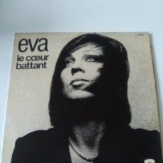 Discos de vinilo: EVA LE COEUR BATTANT ( 1969 RIVIERA FRANCE ). Lote 287987493