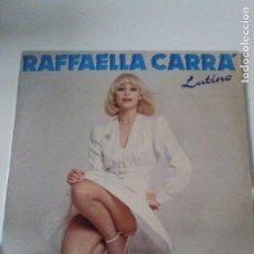 Discos de vinilo: RAFFAELLA CARRA LATINO ( 1980 CBS ESPAÑA ). Lote 287987703