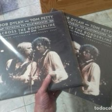 Discos de vinilo: BOB DYLAN WITH TOM PETTY ACROSS THE BORDERLINE SYDNEY VOLUME ONE & TWO. Lote 287988098