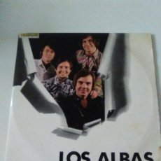 Discos de vinilo: LOS ALBAS ( 1969 VERGARA ESPAÑA ). Lote 287990093