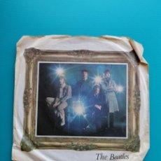 Discos de vinilo: THE BEATLES - STRAWBERRY FIELDS FOREVER-PENNY LANE. Lote 287991888