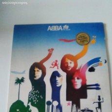 Discos de vinilo: ABBA THE ALBUM ( 1977 EPIC UK ). Lote 287992043