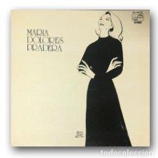 Discos de vinilo: MARIA DOLORES PRADERA - MARIA DOLORES PRADERA. Lote 287995938